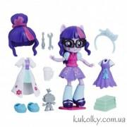 Кукла минис Твайлайт Сменные наряды