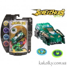 Дикие Скричеры машинка трансформер Скорпиодрифт (Level 3 - Scorpio Drift Screechers wild)