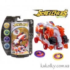 Дикие Скричеры машинка трансформер Стормхорн (Storm Horn Screechers wild Level 3)