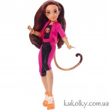 Кукла Супер герои Чита Гепарда базовой серии (DC Super Hero Girls Cheetah)