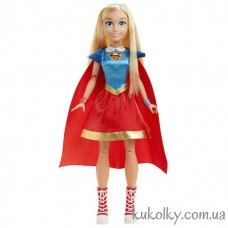 Кукла Супер герои Супер девушка огромная серия