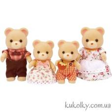 Сильвания Фемелис Мишки (Sylvanian Families Bear Family)