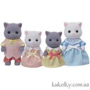 Набор Sylvanian Families Семья персидских котов