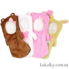 Чехол переноска для куклы Пуллип, Блайз (розовый, коричневый)