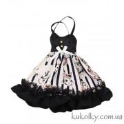 Платье для куклы Блайз, Пуллип