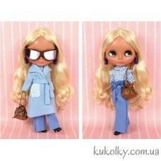Кукла Нео Блайз Аша Альвира (2019 Neo Blythe Doll Asha Alvira)