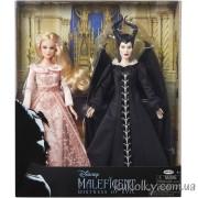 Набор кукол Малефисента и Аврора серии Владычица тьмы