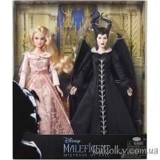 Куклы Дисней Малефисента и Аврора (Disney Maleficent 2: Mistress of Evil - Aurora & Maleficent Collectible Two Doll Set)