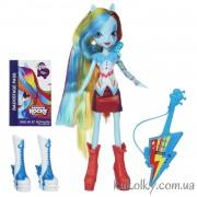 Кукла Радуга Деш с гитарой