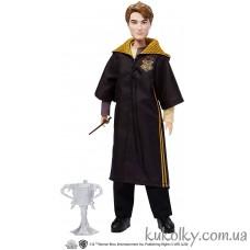 Кукла Седрик Диггори серии Гарри Поттер Турнир Трех Волшебников (Harry Potter Cedric Diggory Collectible Triwizard Tournament Doll Mattel)