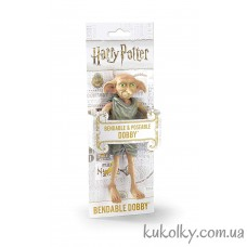 Фигурка Добби Гарри Поттер (Dobby Harry Potter Doll The Noble Collection Bendable/Posable)
