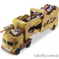 Автовоз грузовик Хот вилс Грут Стражи галактики (Marvel Comics Groot Hauler Vehicle Hot Wheels)