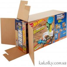 Эксклюзивный Мега Пак Хот Вилс (Hot Wheels Track Builder Ultimate Jumbo Stunt Kit)