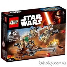 Конструктор LEGO Star Wars 75133 Боевой набор Повстанцев.