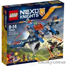 Конструктор Лего Воздушный страйкер Аарона (70320 Lego Nexo Knights)