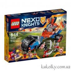 Конструктор LEGO Nexo Knights 70319 Громовая булава Мейси
