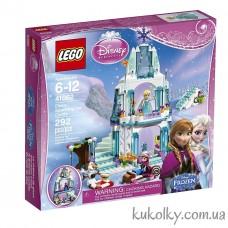 Конструктор LEGO Disney Princess 41062 Блестящий ледяной замок Эльзы