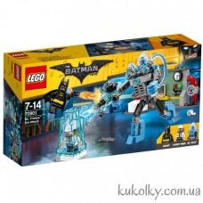 Конструктор 70901 LEGO Batman Movie Ледяная атака мистера Фриза