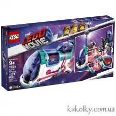 Конструктор The LEGO Movie 70828 Красочный праздничный автобус