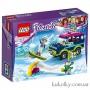 Конструктор LEGO Friends 41321 Горнолыжный курорт: внедорожник
