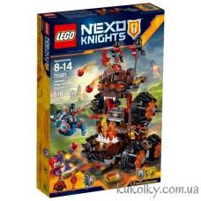 Конструктор LEGO Nexo Knights 70321 Осадная башня генерала Магмара