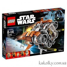 Конструктор 75178 LEGO Star Wars Квадропрыгун на Джакку