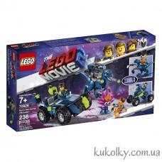 Конструктор The LEGO Movie Рэкстремальный внедорожник Рэкса