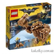 Конструктор THE LEGO BATMAN MOVIE 70904  Атака Глиноликого