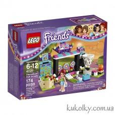 Конструктор LEGO Friends 41127 Парк развлечений: игровые автоматы