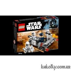 Конструктор 75166 LEGO Star Wars Спидер Первого ордена