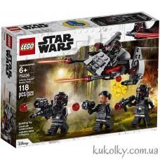 Конструктор LEGO Star Wars 75226 Боевой набор отряда «Инферно»