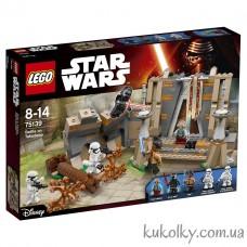 Конструктор LEGO Star Wars 75139 Битва на Такодане