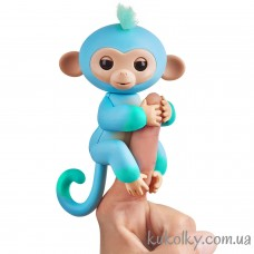 Интерактивная игрушка обезьяна Чарли Фингерлингс (Fingerlings 2Tone Monkey Charlie interactive Baby Pet By WowWee)