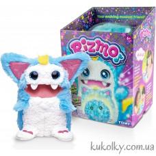 Интерактивная игрушка Ризмо голубой (Rizmo Evolving Musical Friend Interactive, Aqua)