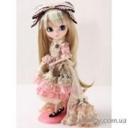 Романтическая Алиса в розовом Пуллип