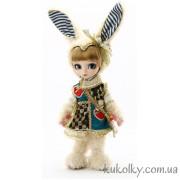 Классический белый кролик Пуллип