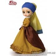 Девушка с жемчужной сережкой Пуллип