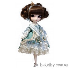 Кукла Пуллип Мидори Фукасава с темными волосами в Украине (2014 Pullip La robe vert clair)