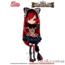 Кукла Пуллип Чеширская кошка серия Стиль Стимпанк (Cheshire Cat Steampunk World)