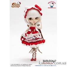 Кукла Пуллип Хеллоу Китти 45 Юбилей (2019 Pullip Hello Kitty ★45th Anniversary)