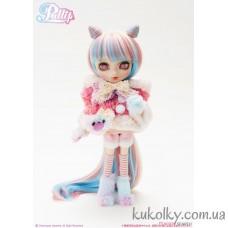 Кукла Пуллип Сахарная Вата (2020 Fluffy Cotton Candy Pullip)