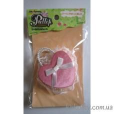 Розовая сумочка для куклы Пуллип (K-604 – Gothic Lolita Bag Pink Jun Planning Outfit Sets)