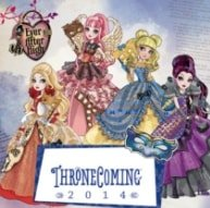 Thronecoming Ever After High купить украина