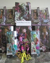 школа монстры хай куклы купить Украина