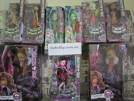 куклы школа монстров купить недорого украина