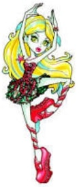 Купить Лагуна Монстер Хай танцевальный класс Украина