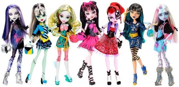 Picture Day Monster High купить украина